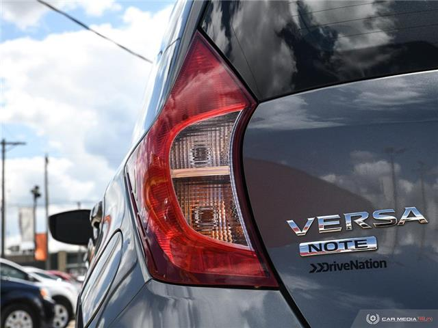 2018 Nissan Versa Note 1.6 SR (Stk: A2825) in Saskatoon - Image 12 of 27