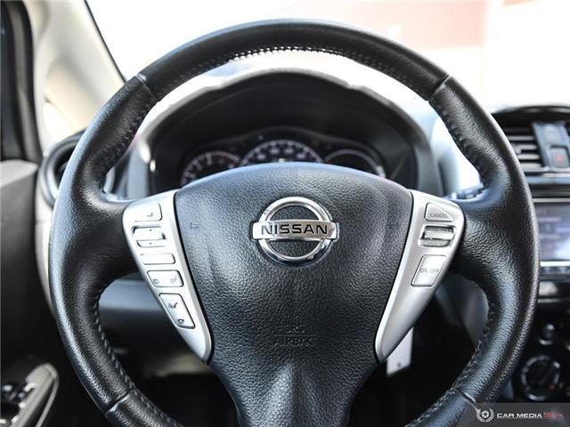 2018 Nissan Versa Note 1.6 SR (Stk: A2825) in Saskatoon - Image 14 of 27