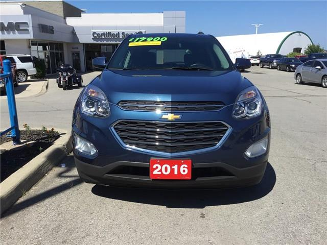 2016 Chevrolet Equinox LT (Stk: K318A) in Grimsby - Image 2 of 15