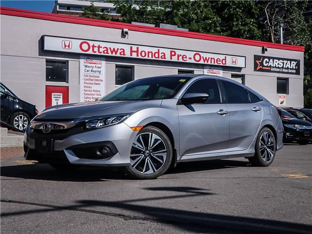 2016 Honda Civic EX-T (Stk: H7740-0) in Ottawa - Image 1 of 24