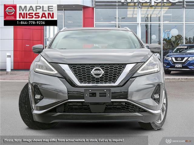 2019 Nissan Murano SL (Stk: M19M049) in Maple - Image 2 of 23