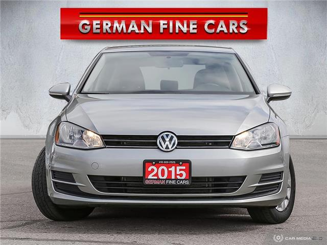 2015 Volkswagen Golf 1.8 TSI Trendline (Stk: ) in Bolton - Image 2 of 27