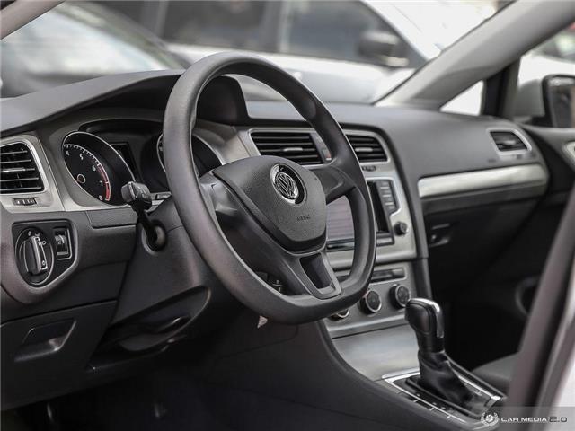 2015 Volkswagen Golf 1.8 TSI Trendline (Stk: ) in Bolton - Image 14 of 27