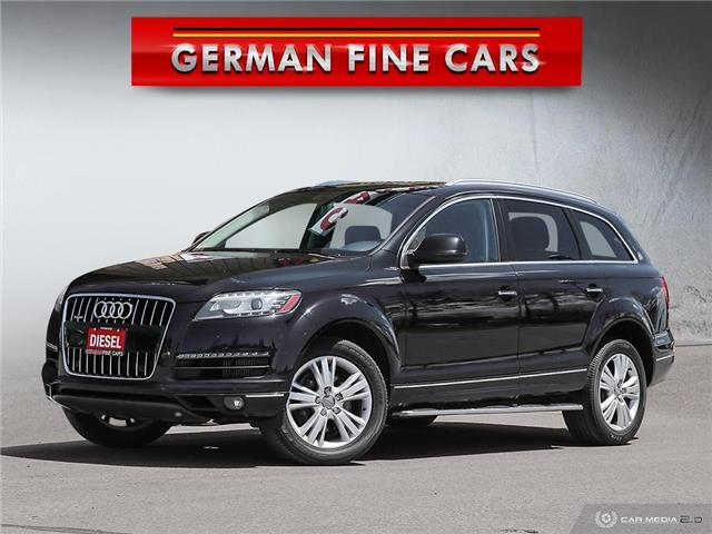 2012 Audi Q7 3.0 TDI Premium Plus (Stk: ) in Bolton - Image 1 of 29