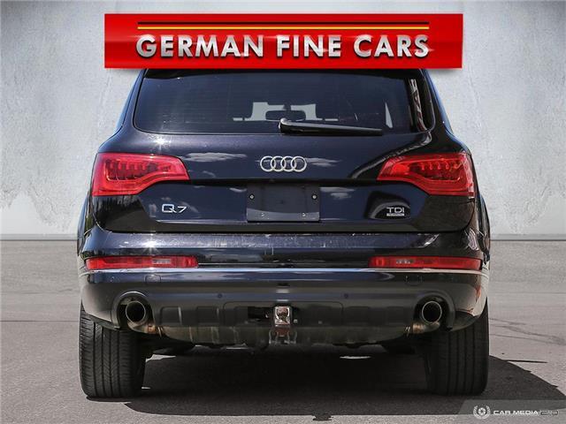 2012 Audi Q7 3.0 TDI Premium Plus (Stk: ) in Bolton - Image 5 of 29