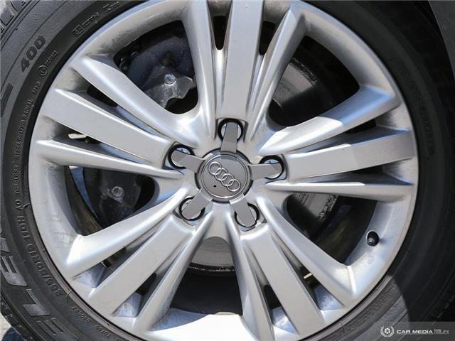 2012 Audi Q7 3.0 TDI Premium Plus (Stk: ) in Bolton - Image 7 of 29