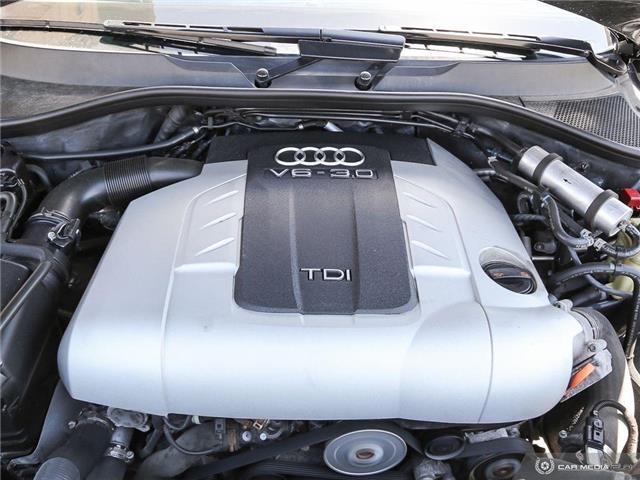 2012 Audi Q7 3.0 TDI Premium Plus (Stk: ) in Bolton - Image 9 of 29