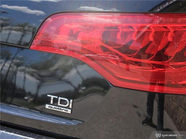 2012 Audi Q7 3.0 TDI Premium Plus (Stk: ) in Bolton - Image 13 of 29