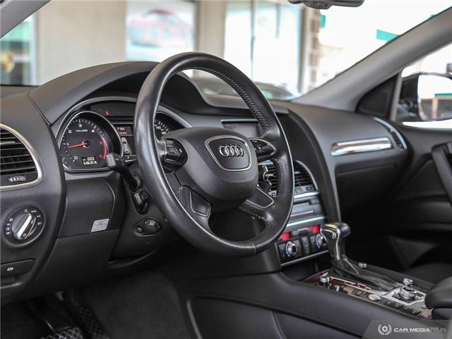 2012 Audi Q7 3.0 TDI Premium Plus (Stk: ) in Bolton - Image 14 of 29