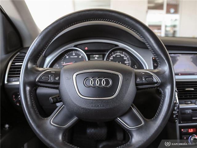 2012 Audi Q7 3.0 TDI Premium Plus (Stk: ) in Bolton - Image 15 of 29