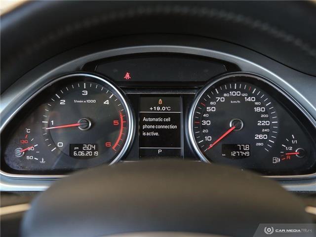 2012 Audi Q7 3.0 TDI Premium Plus (Stk: ) in Bolton - Image 16 of 29