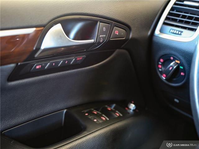 2012 Audi Q7 3.0 TDI Premium Plus (Stk: ) in Bolton - Image 18 of 29