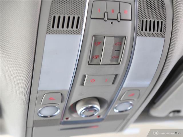 2012 Audi Q7 3.0 TDI Premium Plus (Stk: ) in Bolton - Image 23 of 29