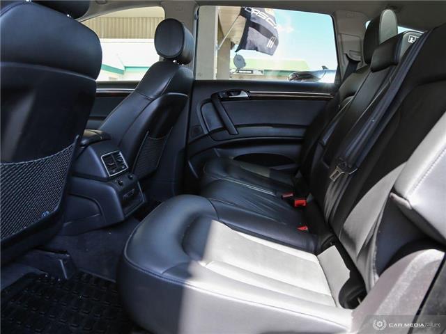 2012 Audi Q7 3.0 TDI Premium Plus (Stk: ) in Bolton - Image 25 of 29
