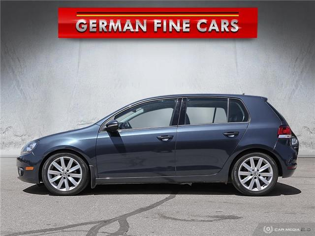 2012 Volkswagen Golf 2.0 TDI Highline (Stk: ) in Bolton - Image 3 of 28