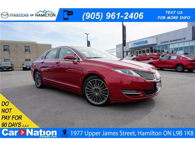 2014 Lincoln MKZ Base (Stk: HU825) in Hamilton - Image 1 of 46