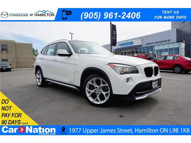 2012 BMW X1 xDrive28i (Stk: HU826) in Hamilton - Image 1 of 38