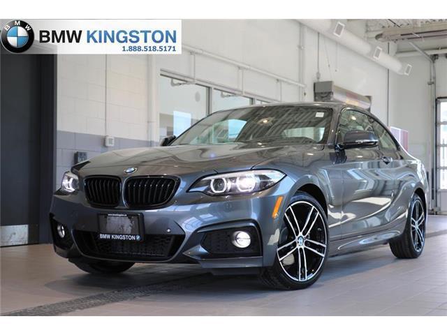 2020 BMW 230i xDrive (Stk: 20004) in Kingston - Image 1 of 14