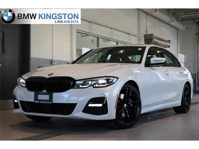 2019 BMW 330i xDrive (Stk: 9133) in Kingston - Image 1 of 14
