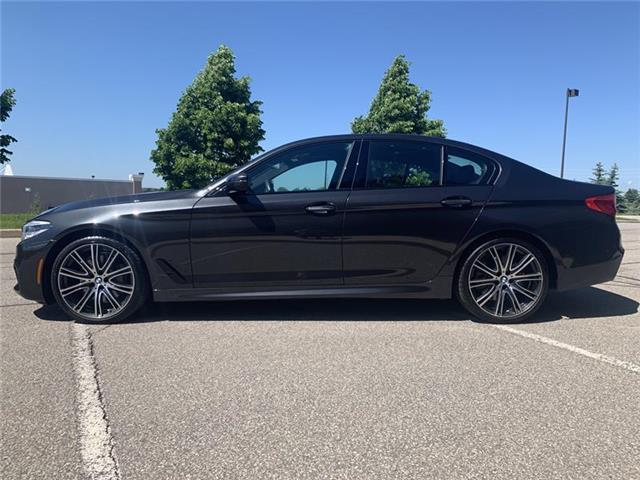 2018 BMW 540i xDrive (Stk: P1513) in Barrie - Image 2 of 19