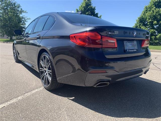 2018 BMW 540i xDrive (Stk: P1513) in Barrie - Image 3 of 19