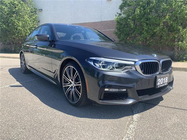 2018 BMW 540i xDrive (Stk: P1513) in Barrie - Image 7 of 19