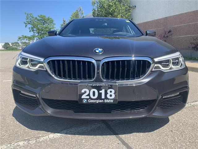 2018 BMW 540i xDrive (Stk: P1513) in Barrie - Image 8 of 19