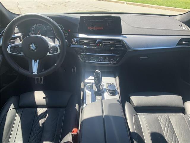 2018 BMW 540i xDrive (Stk: P1513) in Barrie - Image 13 of 19