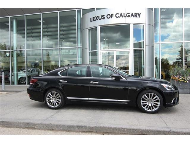 2016 Lexus LS 460 Base (Stk: 180284A) in Calgary - Image 1 of 9