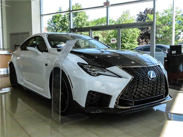 2020 Lexus RC F Base (Stk: 190670) in Richmond Hill - Image 1 of 18