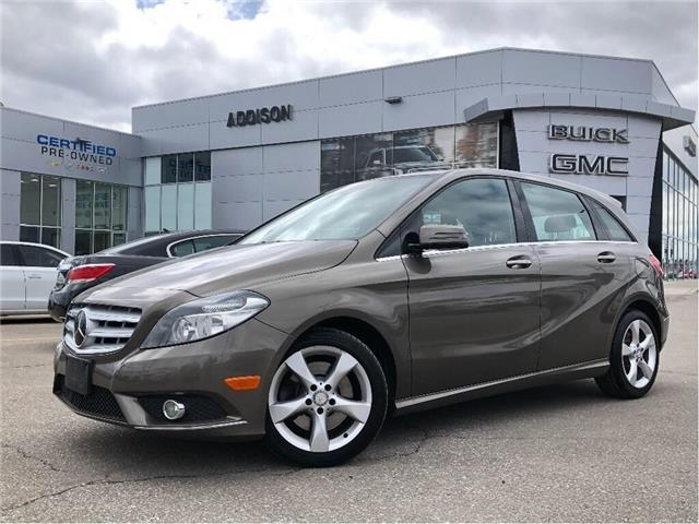 2013 Mercedes-Benz B-Class Sports Tourer (Stk: U161170) in Mississauga - Image 1 of 20