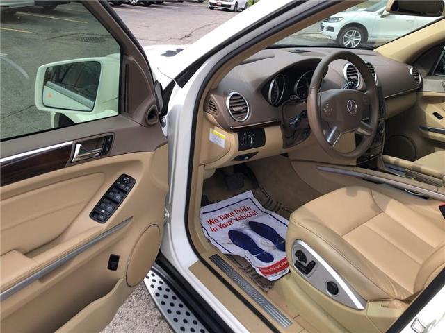 2011 Mercedes-Benz GL-Class Base (Stk: 5784V) in Oakville - Image 11 of 21