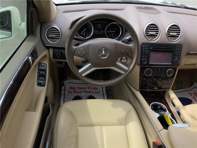 2011 Mercedes-Benz GL-Class Base (Stk: 5784V) in Oakville - Image 19 of 21