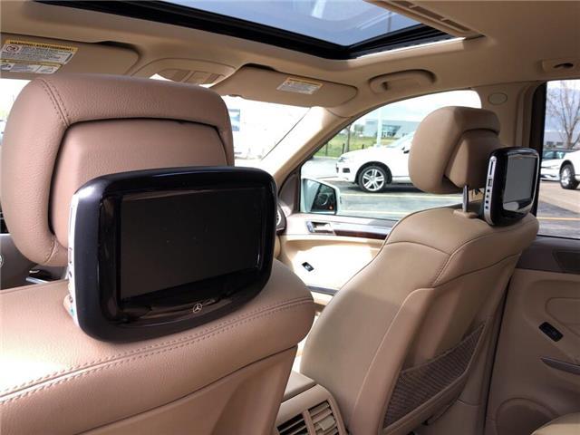 2011 Mercedes-Benz GL-Class Base (Stk: 5784V) in Oakville - Image 20 of 21