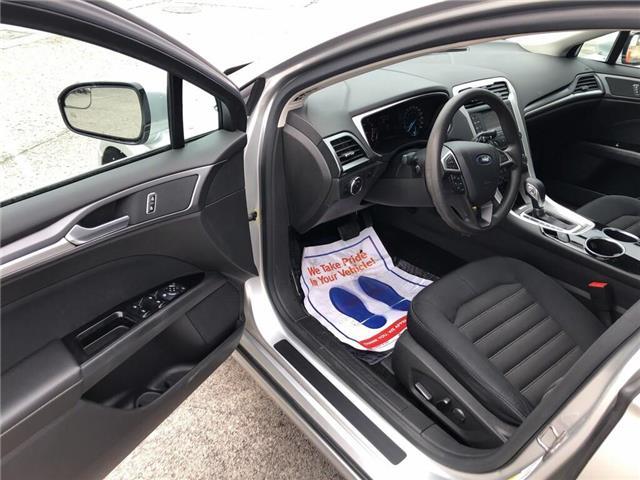 2013 Ford Fusion SE (Stk: 5802V) in Oakville - Image 11 of 19
