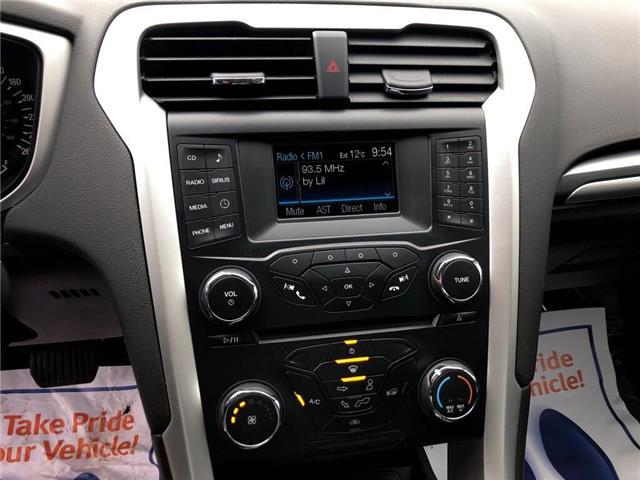 2013 Ford Fusion SE (Stk: 5802V) in Oakville - Image 16 of 19
