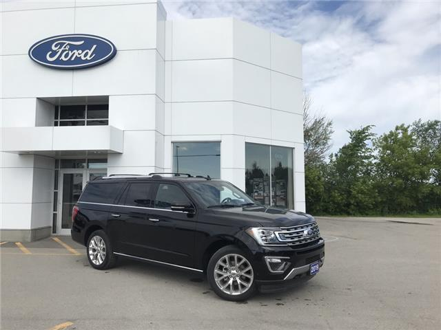 2019 Ford Expedition Max Limited (Stk: 19168) in Smiths Falls - Image 1 of 1