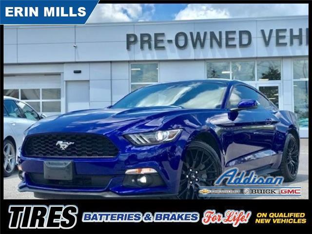 Erin Mills Ford >> Used Ford Mustang For Sale Addison On Eglinton Chevrolet
