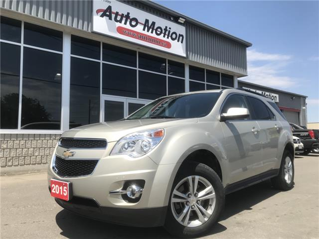 2015 Chevrolet Equinox 2LT (Stk: 19612) in Chatham - Image 1 of 19