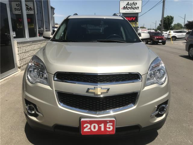 2015 Chevrolet Equinox 2LT (Stk: 19612) in Chatham - Image 4 of 19
