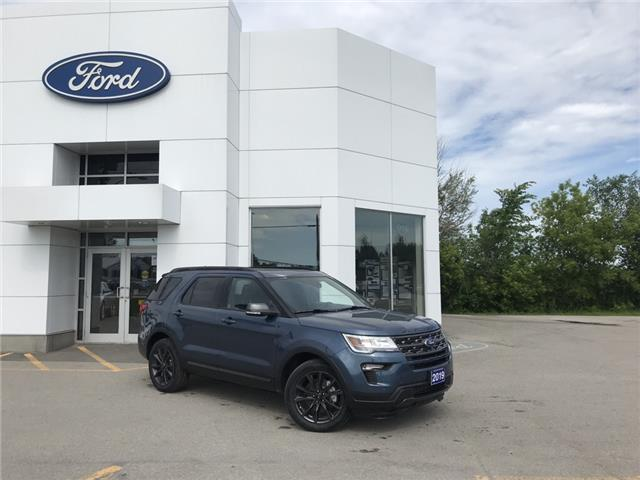 2019 Ford Explorer XLT (Stk: 1927) in Smiths Falls - Image 1 of 2