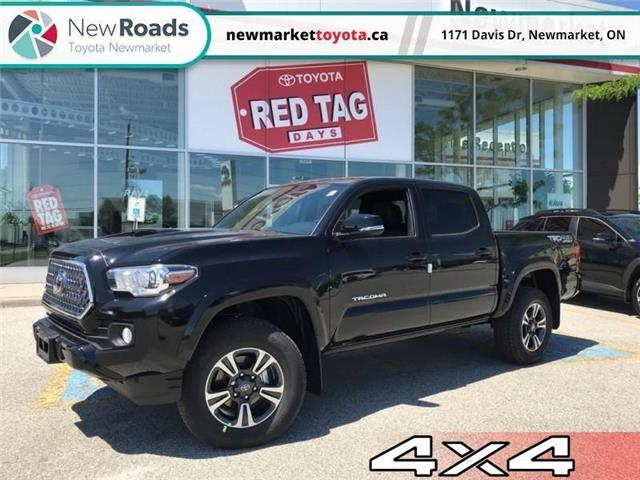 2019 Toyota Tacoma TRD Sport (Stk: 34459) in Newmarket - Image 1 of 21