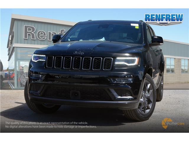 2019 Jeep Grand Cherokee Limited (Stk: K167) in Renfrew - Image 1 of 20