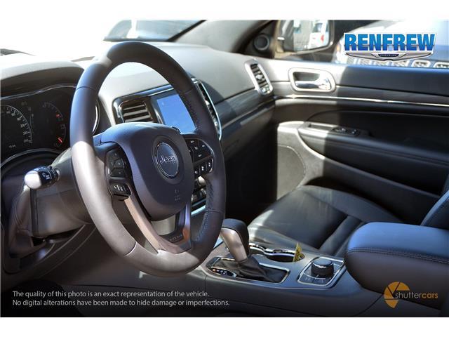 2019 Jeep Grand Cherokee Limited (Stk: K167) in Renfrew - Image 9 of 20