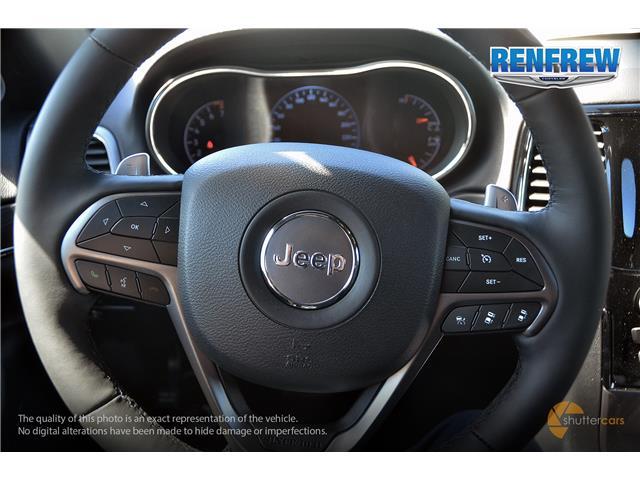 2019 Jeep Grand Cherokee Limited (Stk: K167) in Renfrew - Image 11 of 20