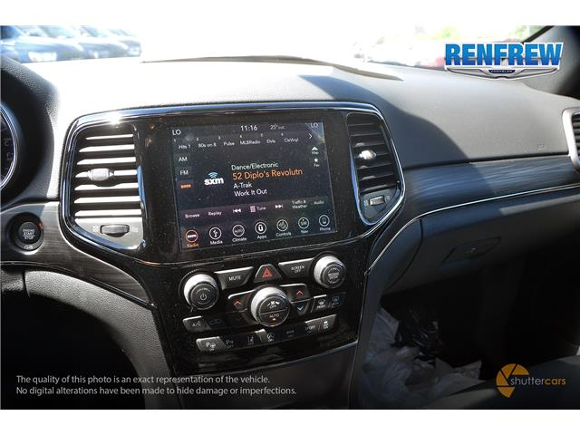 2019 Jeep Grand Cherokee Limited (Stk: K167) in Renfrew - Image 12 of 20