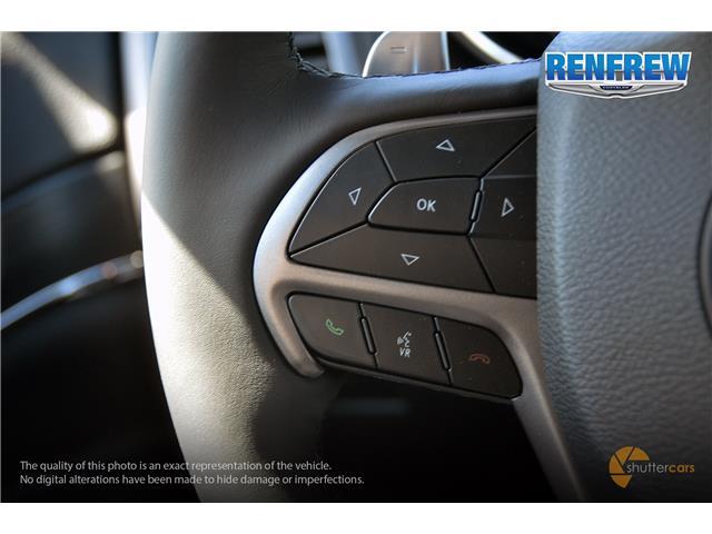 2019 Jeep Grand Cherokee Limited (Stk: K167) in Renfrew - Image 17 of 20