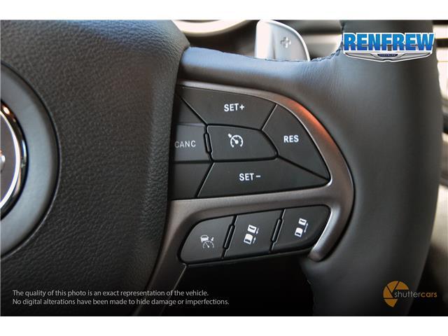 2019 Jeep Grand Cherokee Limited (Stk: K167) in Renfrew - Image 18 of 20