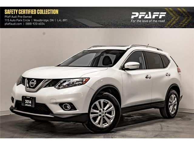 2014 Nissan Rogue SV (Stk: C6857) in Woodbridge - Image 1 of 22