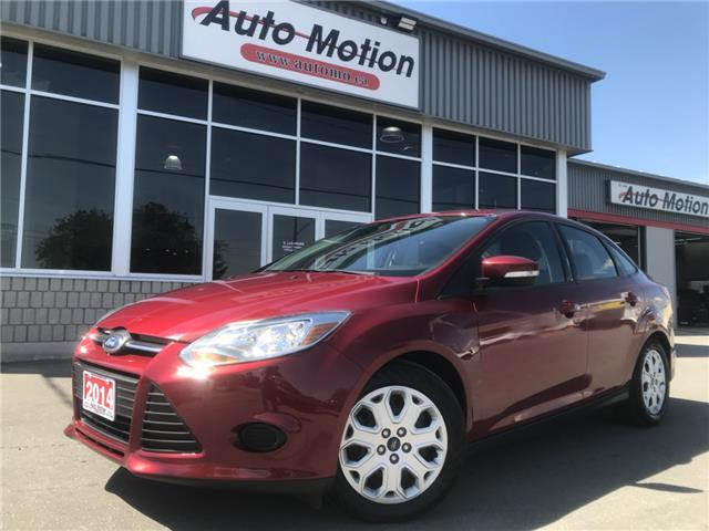 2014 Ford Focus SE (Stk: 19731) in Chatham - Image 1 of 16